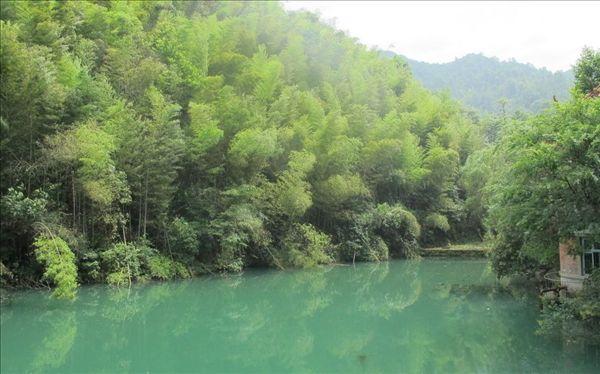 图片:韶山优美的风景