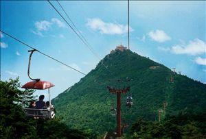 韶山最高峰-韶峰